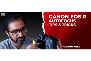 Canon EOS R System Autofocus Tips and Tricks