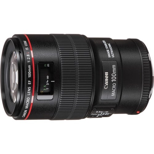 Canon EF 100mm f/2.8L Macro IS USM for sale