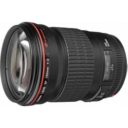 Canon EF 135mm f/2L USM for sale
