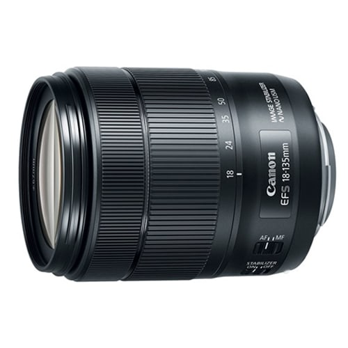 Canon EF-S 18-135mm f/3.5-5.6 IS USM for sale
