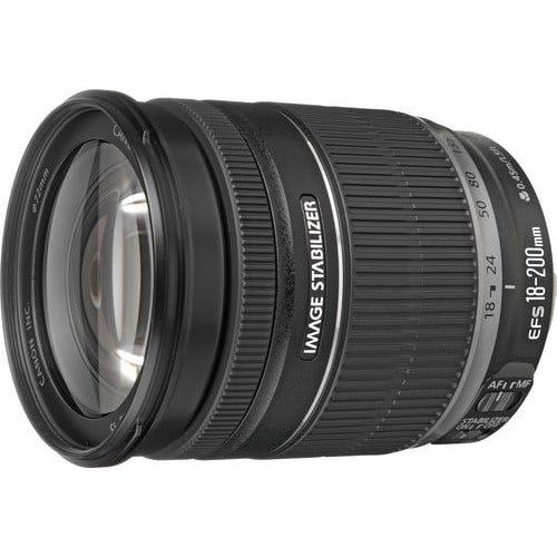 Canon EF-S 18-200mm f/3.5-5.6 IS for sale
