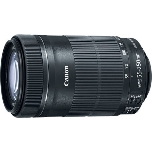 Canon EF-S 55-250mm f/4-5.6 IS II for sale