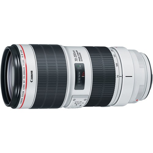 Canon EF 70-200mm f/2.8L IS II USM Lens for sale