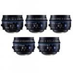 Zeiss CP3 Lens Kit EF
