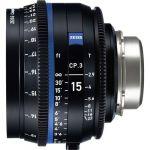 Zeiss CP3 Lens 15/T2.9 EF