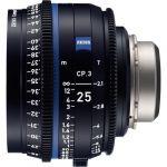 Zeiss CP3 Lens 25/T2.1 EF