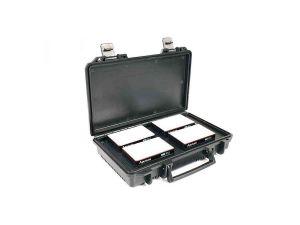Aputure MC 4 RGBWW Light Travel Kit