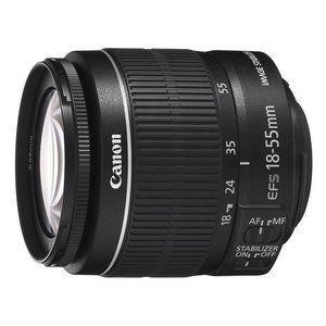 Canon EF-S 18-55mm f/3.5-4.5 IS II