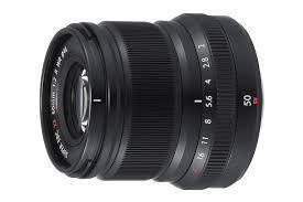 Fujinon XF 50mm f/2 R WR