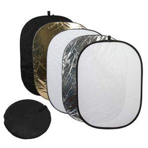 Godox 5-in-1 Reflector Oval 100x150cm