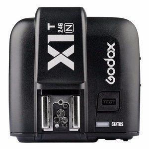 Godox Radio Transmitter X1T for Nikon