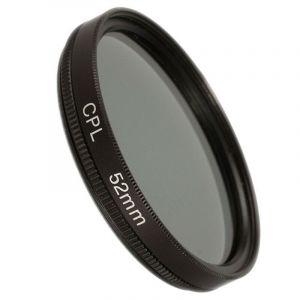 52mm Circular Polariser CPL Filter