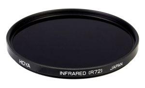 77mm Infrared Filter R72