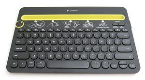 Logitech K480 Multi-Device BT Keyboard