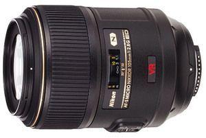 AF-S VR Micro Nikkor 105mm f/2.8G IF ED