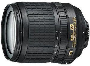 AF-S DX VR Nikkor 18-105mm f/3.5-5.6G ED