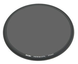 77mm CPL and ND8 2-in-1 Filter