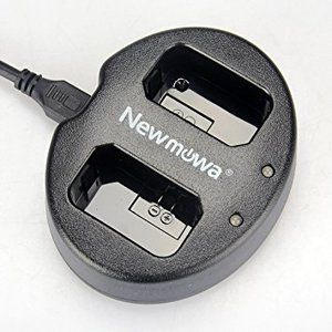 Newmowa USB Charger for Sony NP-FW50