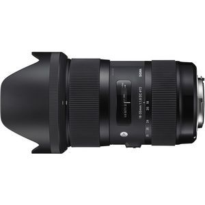 Sigma 18-35mm f/1.8 DC for Canon