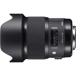Sigma 20mm f/1.4 DG Art for Canon