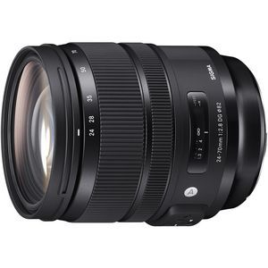 Sigma 24-70mm f/2.8 DG OS Art for Canon