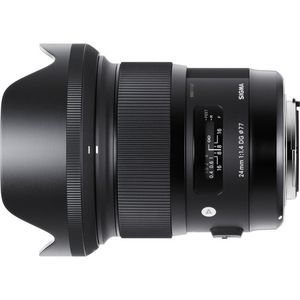 Sigma 24mm f/1.4 DG HSM Art for Canon