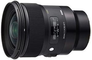 Sigma 24mm f/1.4 DG HSM Art for Sony