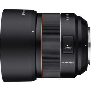 Samyang AF 85mm f/1.4 EF for Canon