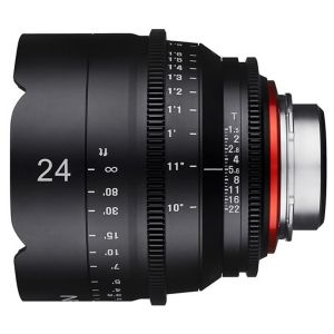 Samyang Xeen 24mm T1.5 EF for Canon