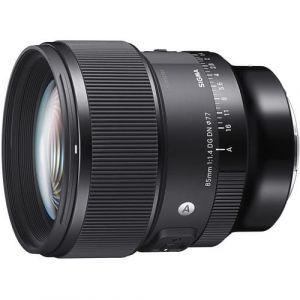 Sigma 85mm f/1.4 DG Art for Sony E