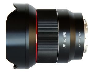 Samyang AF 14mm f/2.8 FE for Sony