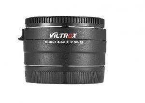 Viltrox NF-E1 Nikon F to Sony E Mount Adapter