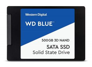 WD Blue 500GB 2.5 inch SATA SSD