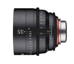 Samyang Xeen 35mm T1.5 EF for Canon