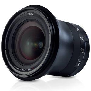Zeiss Milvus 21mm f/2.8 ZE for Canon