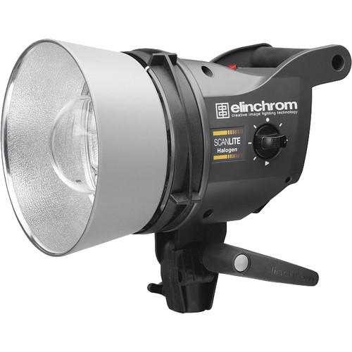 Elinchrom Scanlite Halogen Continuous Light for sale