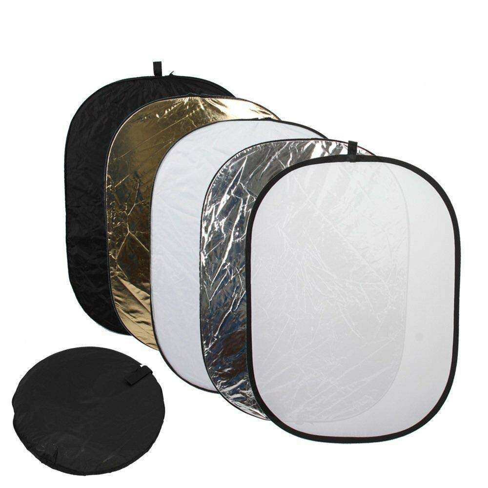 Godox 5-in-1 Reflector Oval 100x150cm for sale