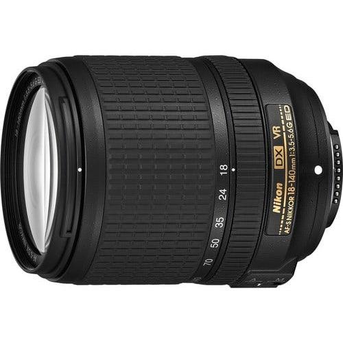 AF-S DX Nikkor 18-140mm f/3.5-5.6 ED VR for sale