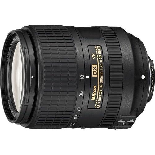 AF-S DX Nikkor 18-300mm f/3.5-5.6G ED VR for sale