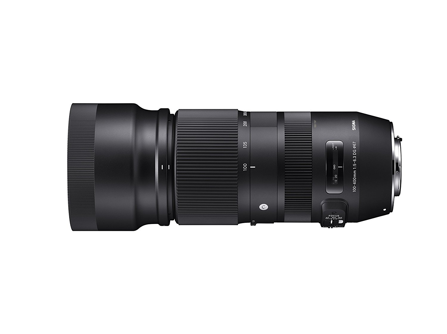 Sigma 100-400mm f/5-6.3 DG OS Contemporary for Canon for sale