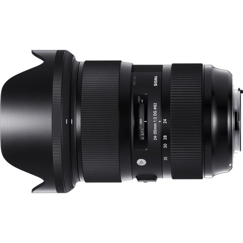 Sigma 24-35mm f/2 DG HSM Art for Canon for sale