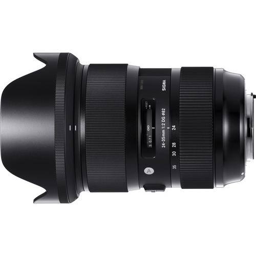 Sigma 24-35mm f/2 DG HSM Art for Nikon for sale
