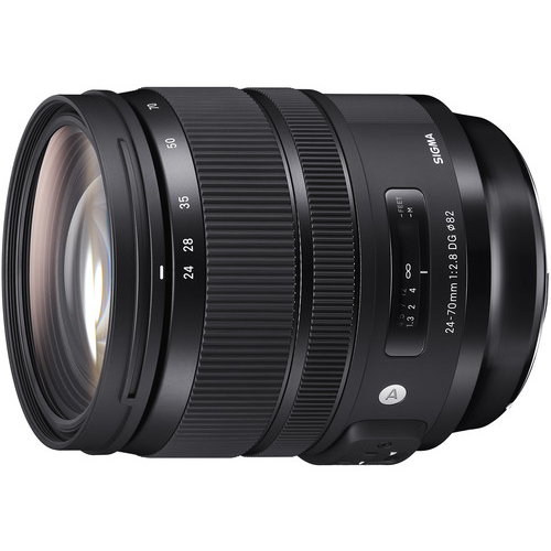 Sigma 24-70mm f/2.8 DG OS Art for Nikon for sale