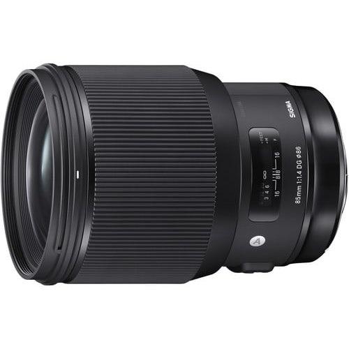 Sigma 85mm f/1.4 DG Art for Nikon for sale