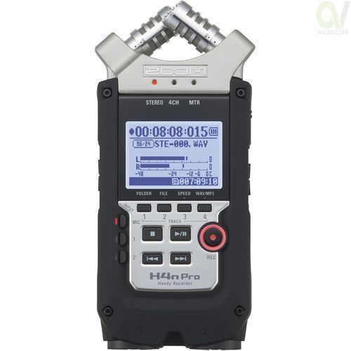 Zoom H4N Handy Recorder for sale